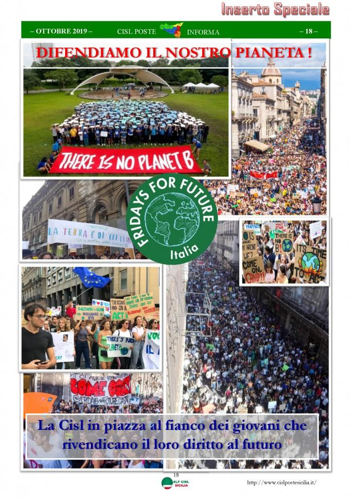 Cisl Poste Sicilia Informa ottobre 2019_Pagina_18