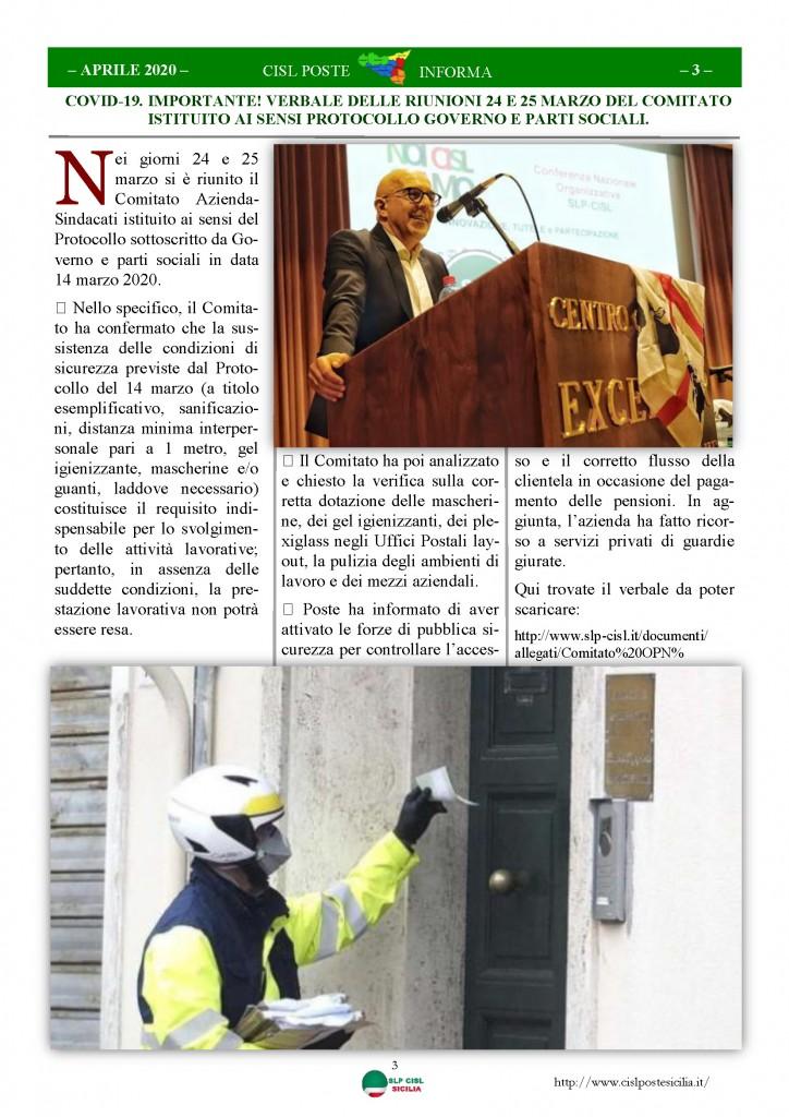 Cisl Poste Sicilia Informa Aprile 2020 _Pagina_03
