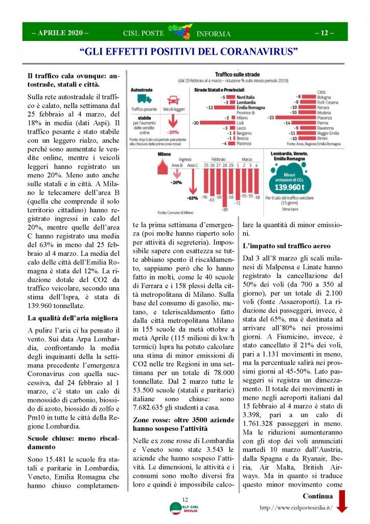 Cisl Poste Sicilia Informa Aprile 2020 _Pagina_12