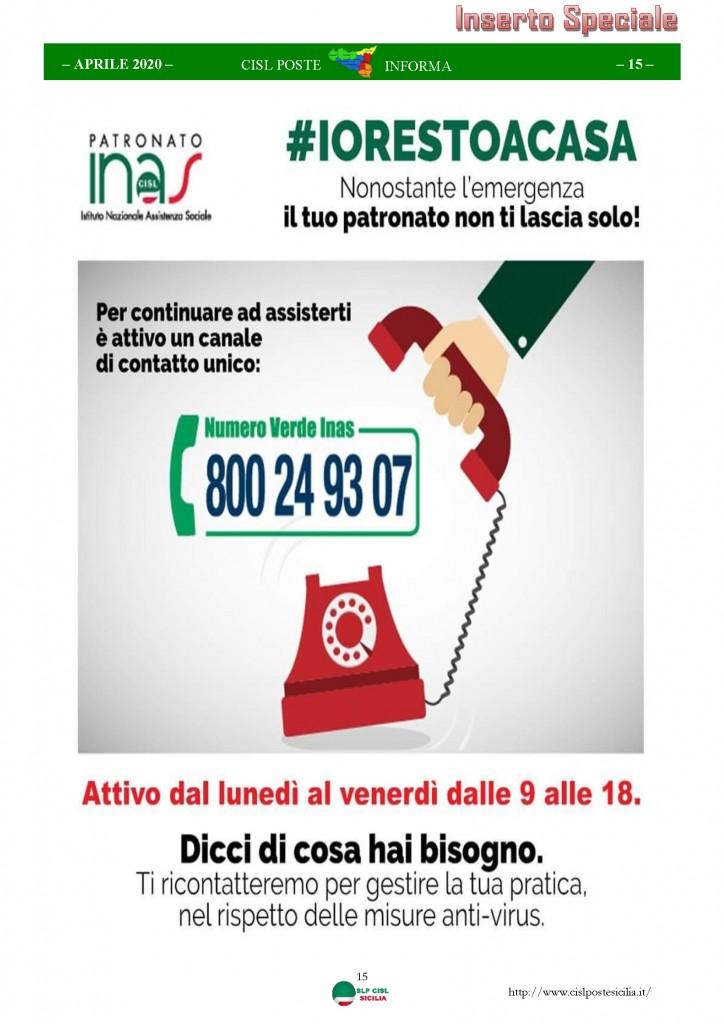 Cisl Poste Sicilia Informa Aprile 2020 _Pagina_15