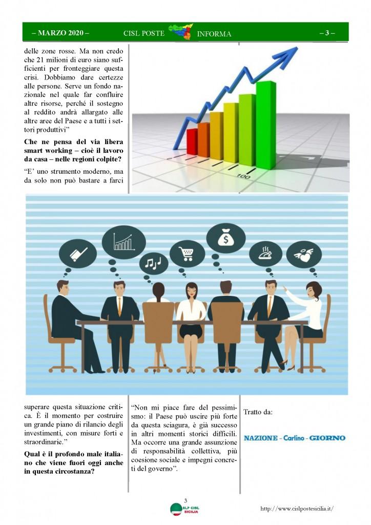 Cisl Poste Sicilia Informa Marzo 2020 _Pagina_03