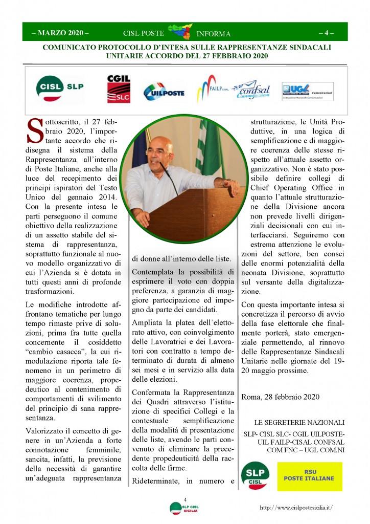 Cisl Poste Sicilia Informa Marzo 2020 _Pagina_04