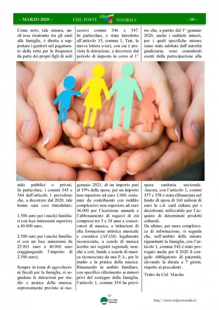 Cisl Poste Sicilia Informa Marzo 2020 _Pagina_10