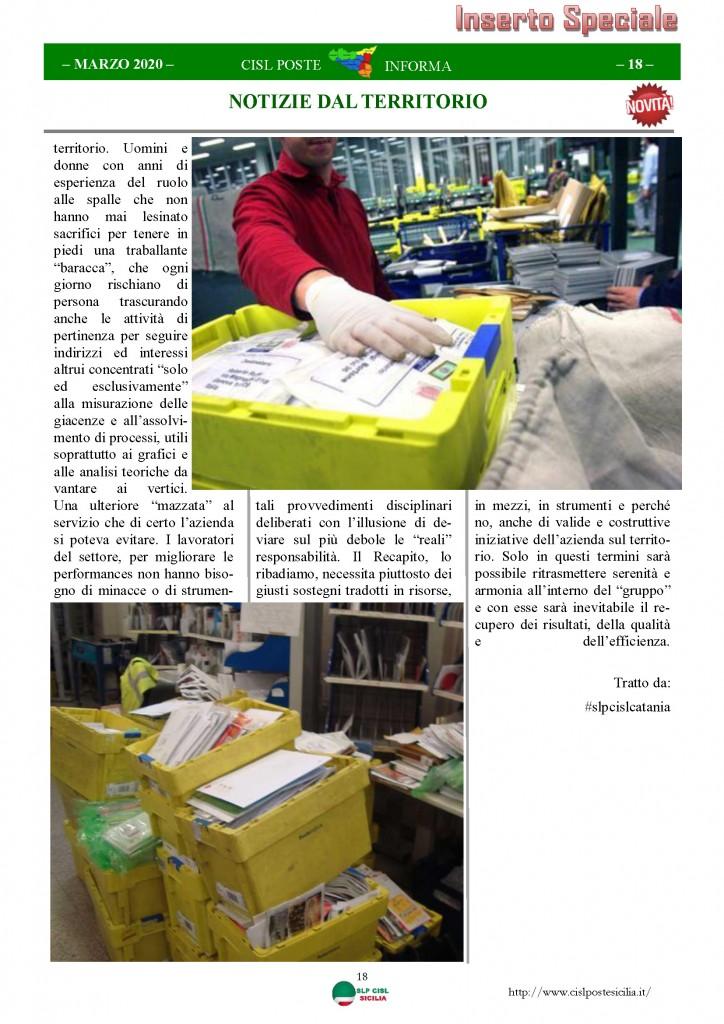 Cisl Poste Sicilia Informa Marzo 2020 _Pagina_18