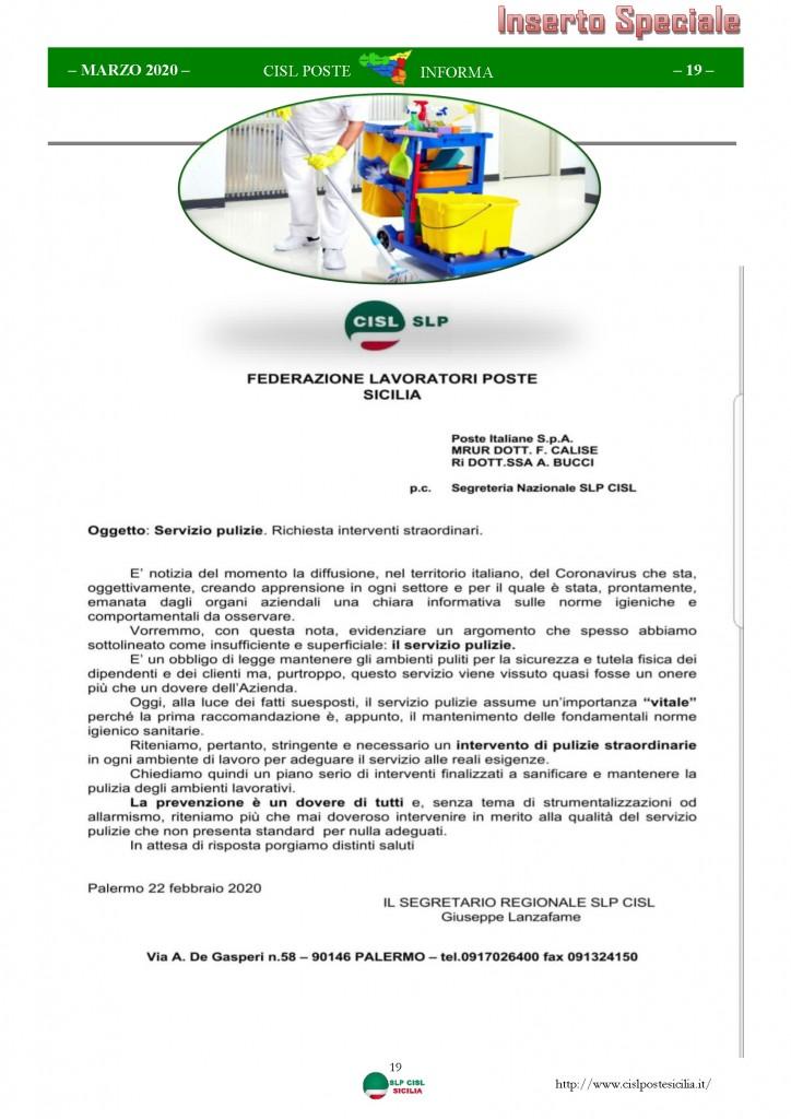 Cisl Poste Sicilia Informa Marzo 2020 _Pagina_19