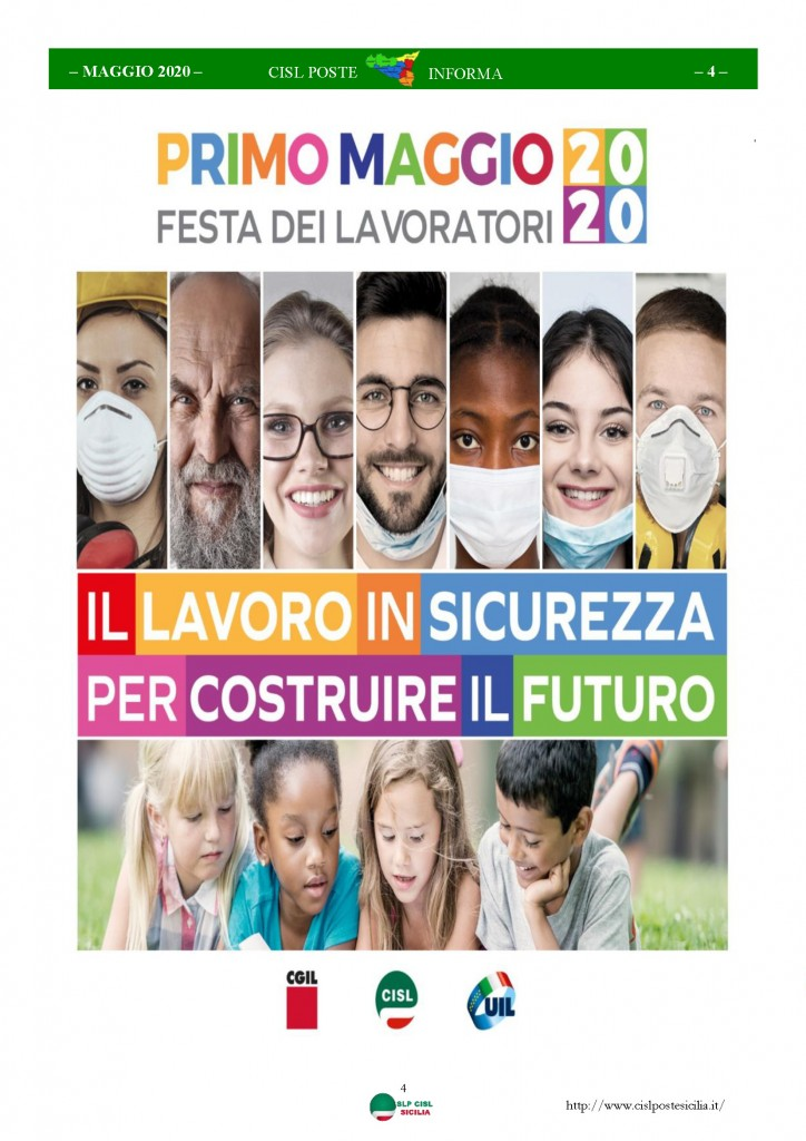 Cisl Poste Sicilia Informa Maggio 2020 _Pagina_04