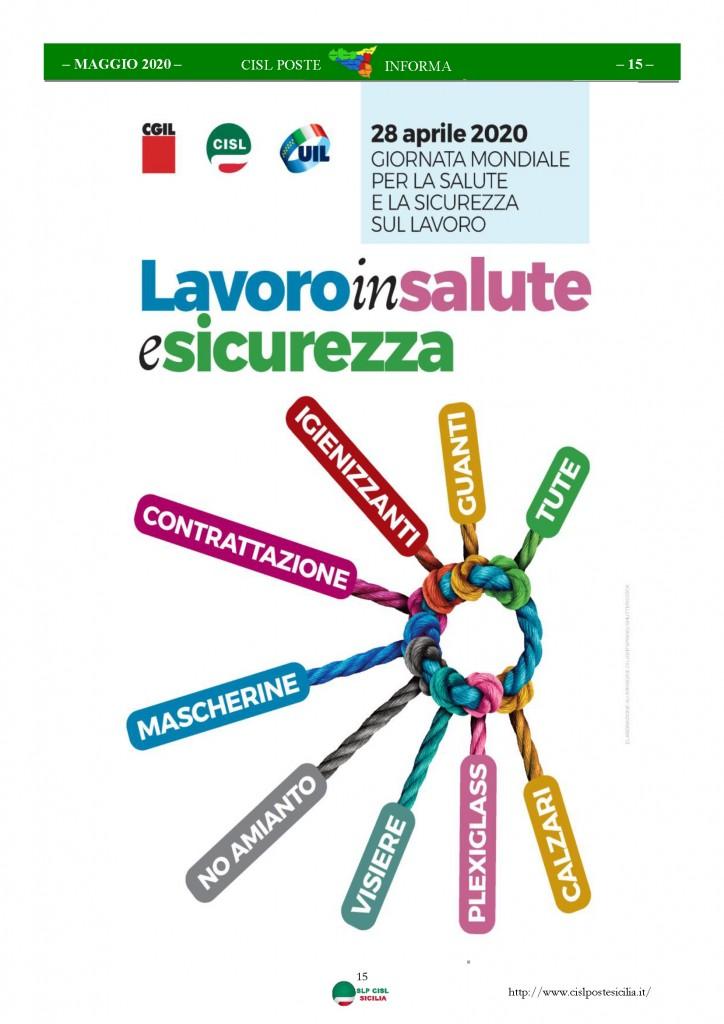 Cisl Poste Sicilia Informa Maggio 2020 _Pagina_15