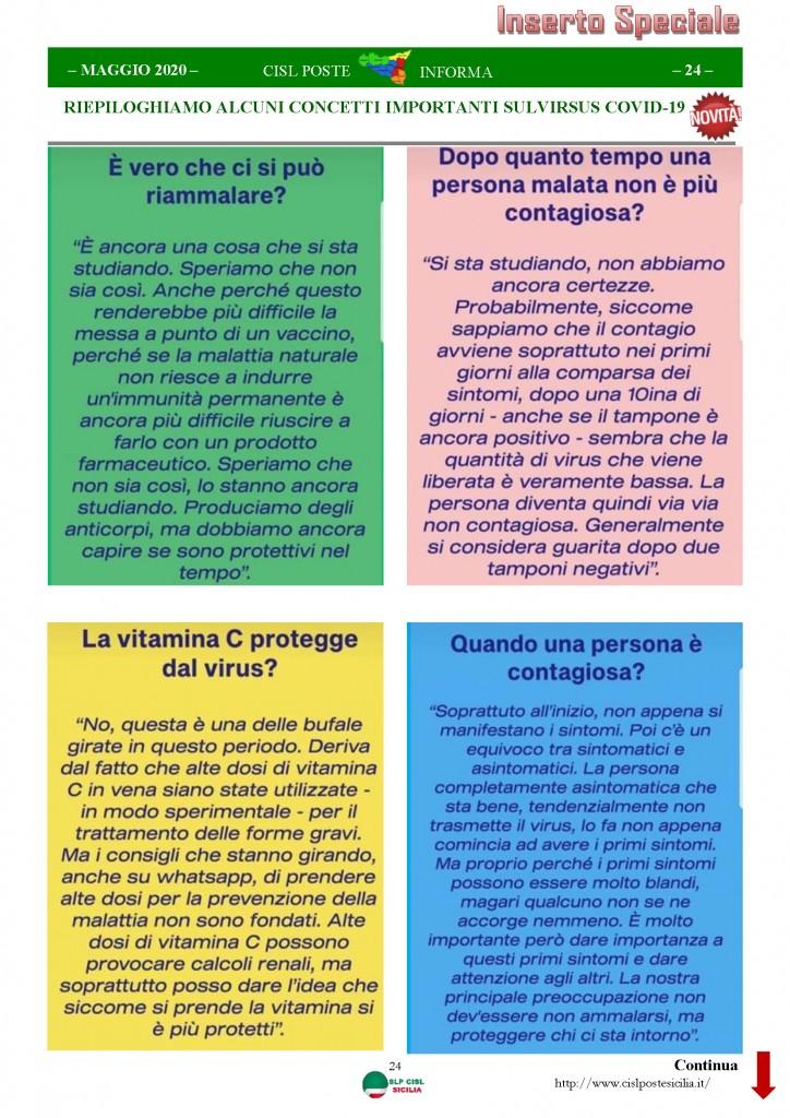 Cisl Poste Sicilia Informa Maggio 2020 _Pagina_24