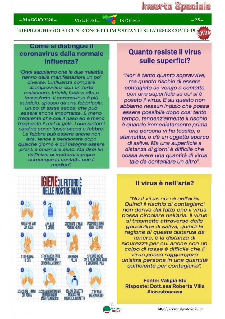 Cisl Poste Sicilia Informa Maggio 2020 _Pagina_25