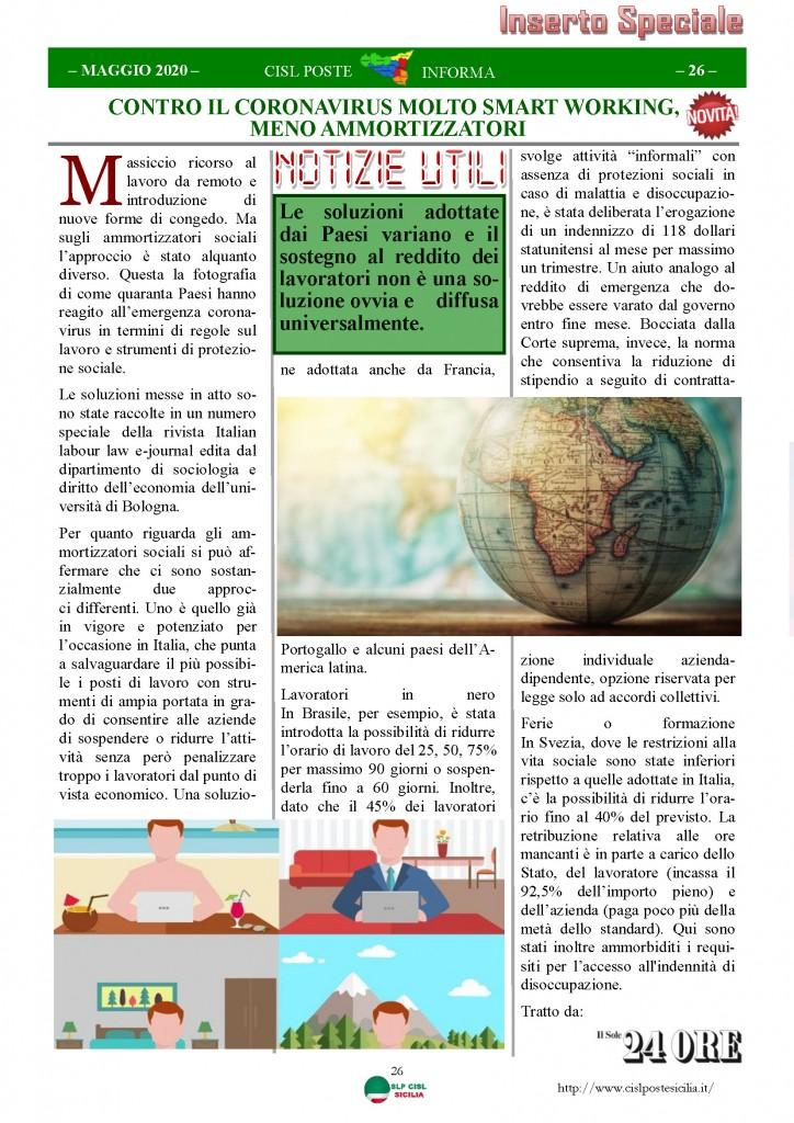 Cisl Poste Sicilia Informa Maggio 2020 _Pagina_26