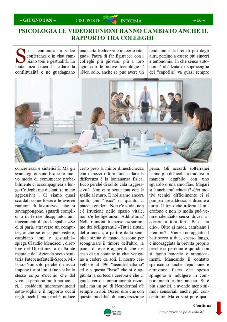 Cisl Poste Sicilia Informa Giugno 2020 _page-0016