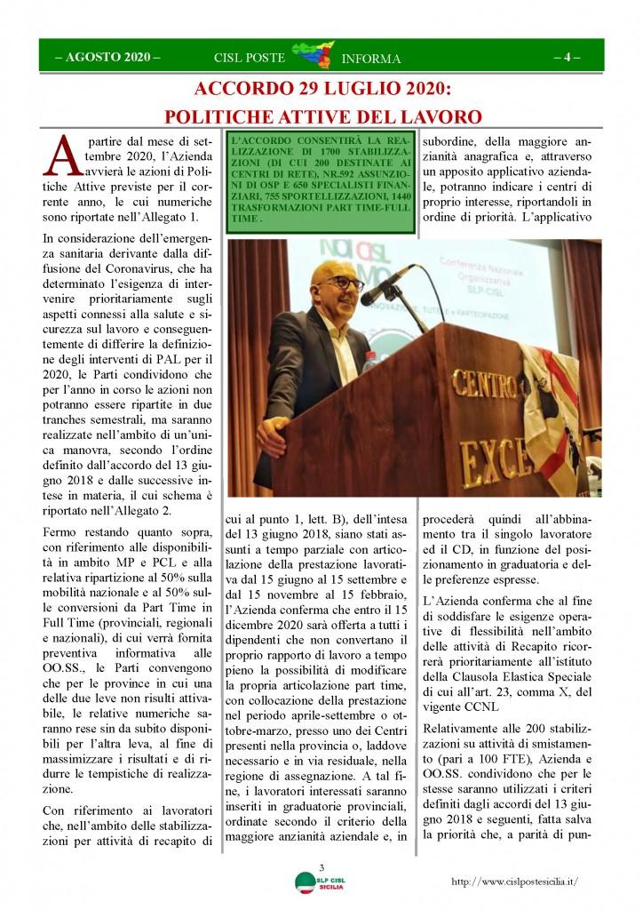 Cisl Poste Sicilia Informa Agosto 2020 _Pagina_03