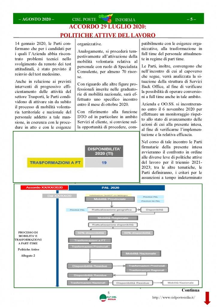 Cisl Poste Sicilia Informa Agosto 2020 _Pagina_05