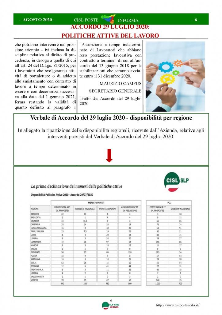 Cisl Poste Sicilia Informa Agosto 2020 _Pagina_06
