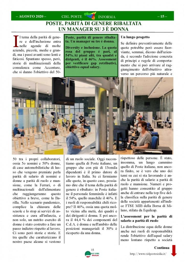 Cisl Poste Sicilia Informa Agosto 2020 _Pagina_15