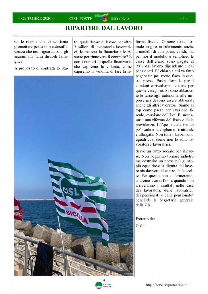 Cisl Poste Sicilia Informa ottobre 2020 _Pagina_04